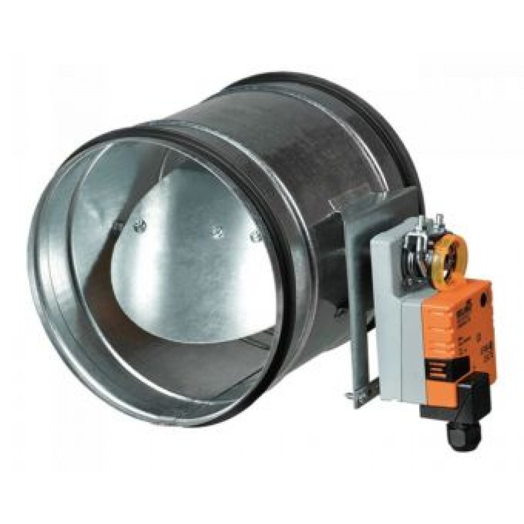 Дроссель-клапан КРА 150