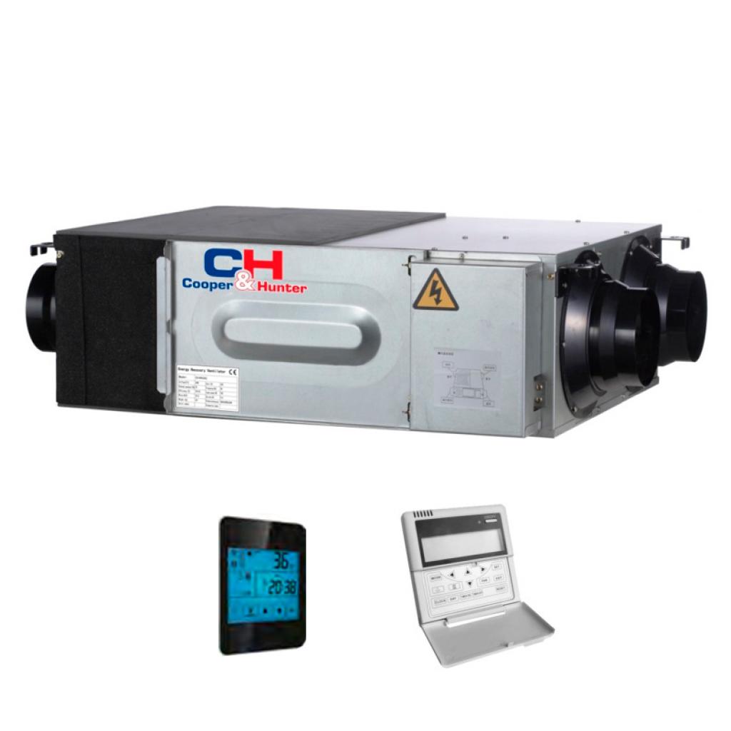 Приточно-вытяжная система с рекуперацией Cooper&Hunter CH-HRV1.5KDC