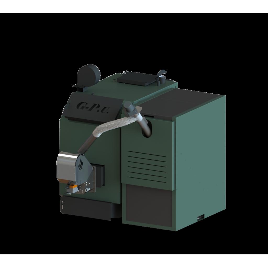 Пеллетный котел GEFEST-PROFI-P - 40