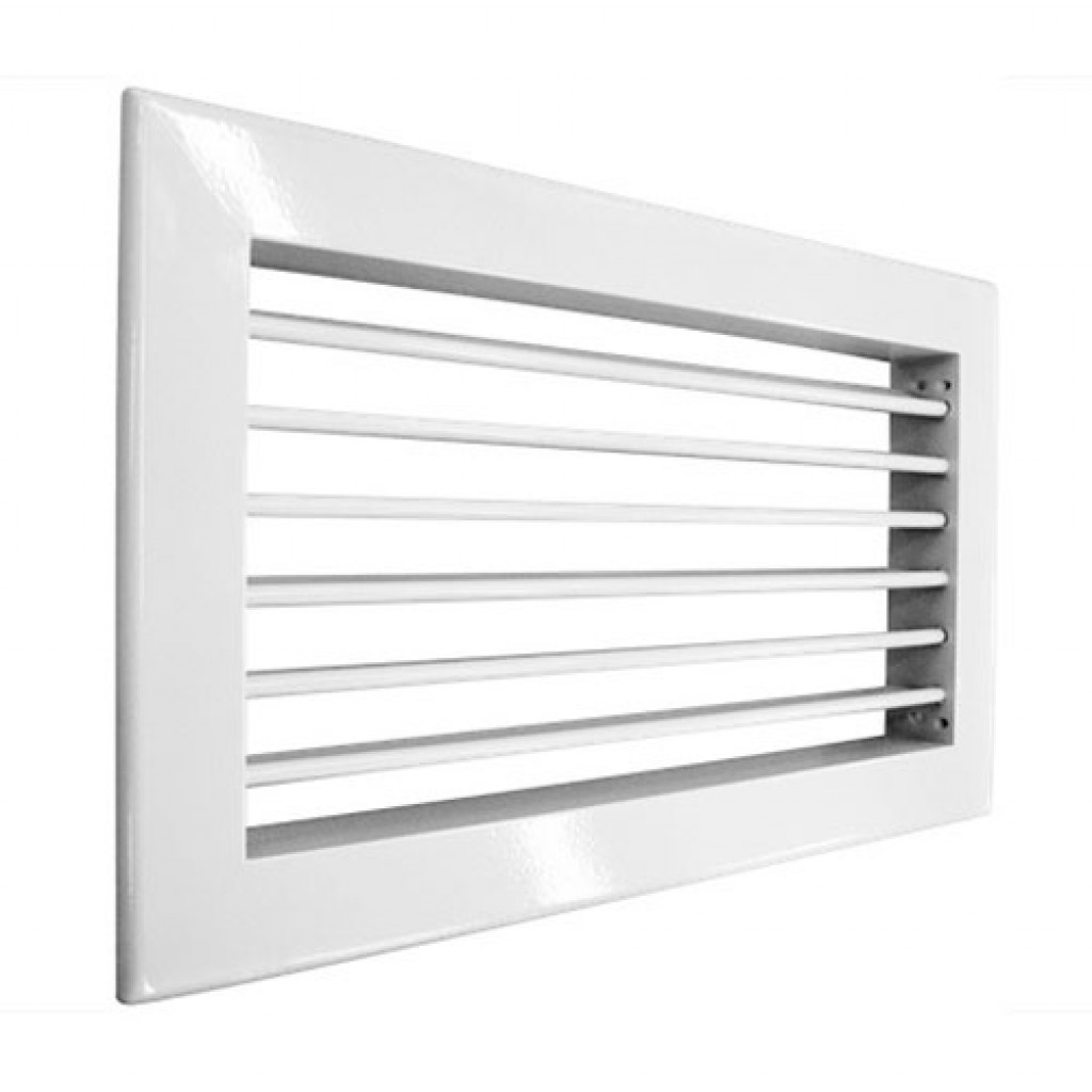 Решетка вентиляционная настенная 400x600
