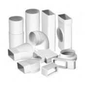Пластиковые воздуховоды (63)