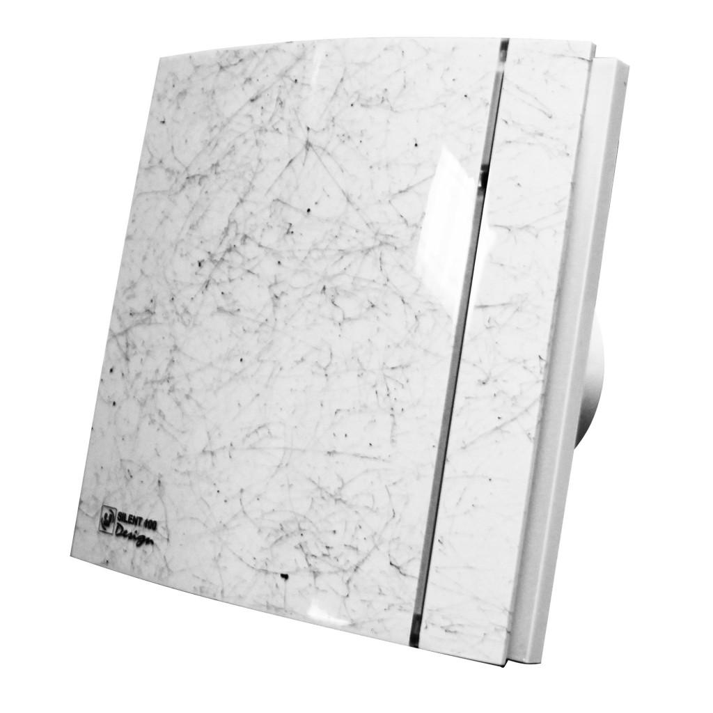 SILENT-100 CZ MARBLE WHITE DESIGN - 4C