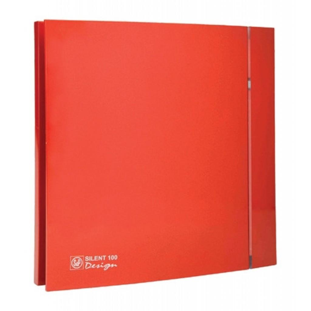 SILENT-100 CZ RED DESIGN - 4C