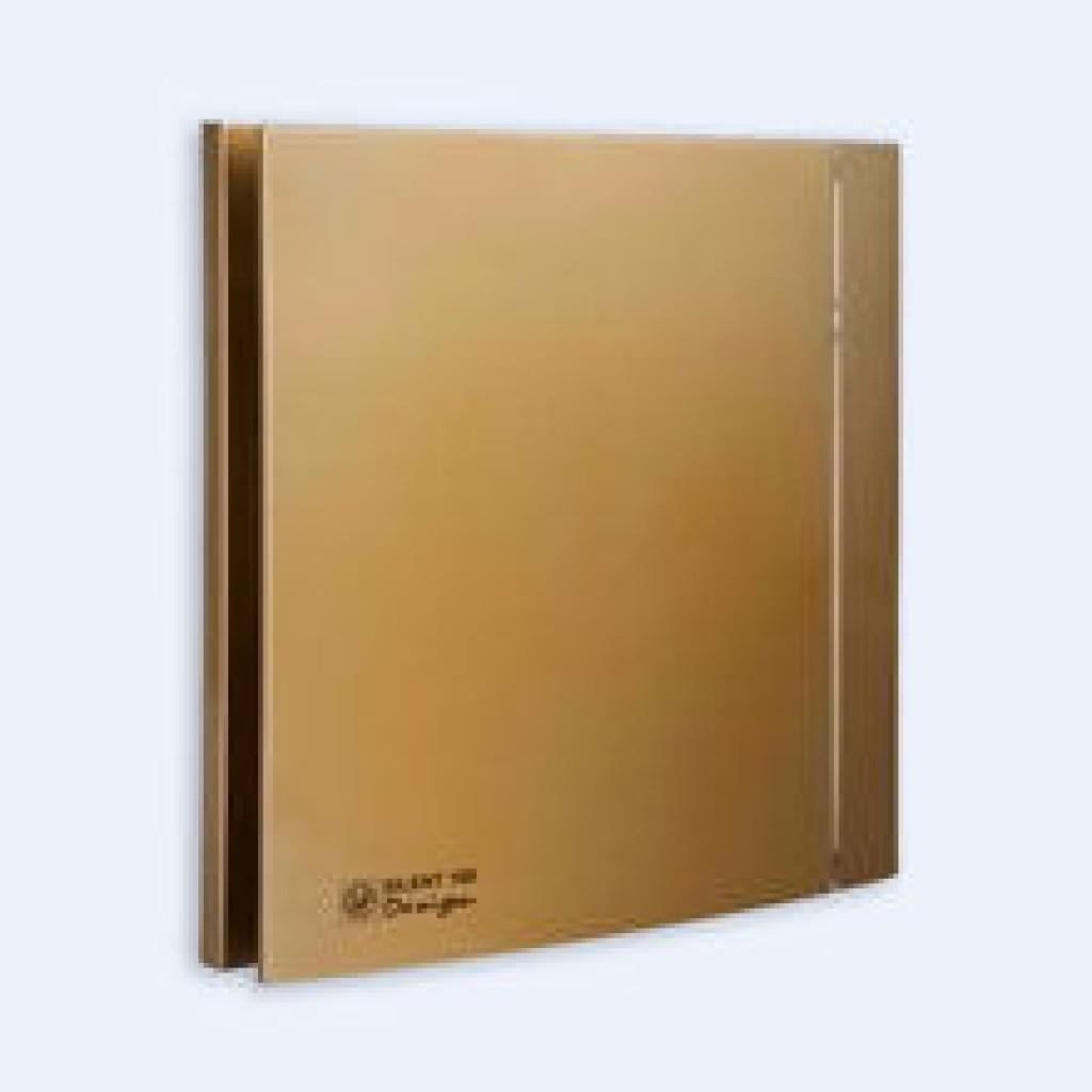 SILENT-200 CZ GOLD DESIGN - 4C