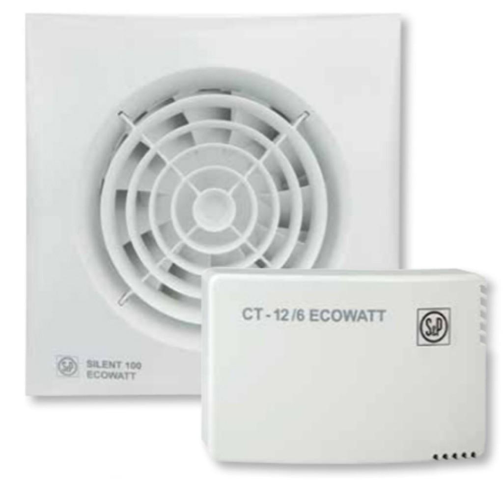 SILENT-100 CDZ ECOWATT