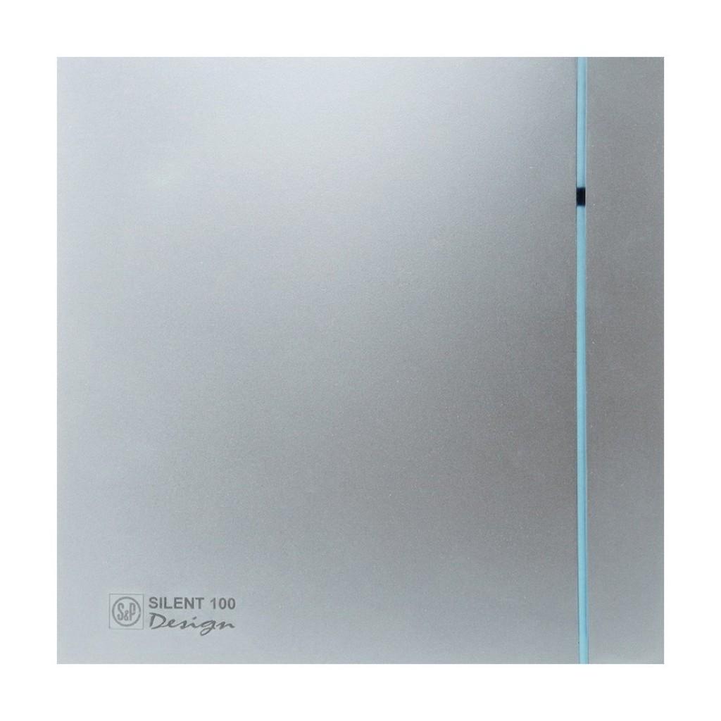 SILENT-200 CZ SILVER DESIGN - 3C