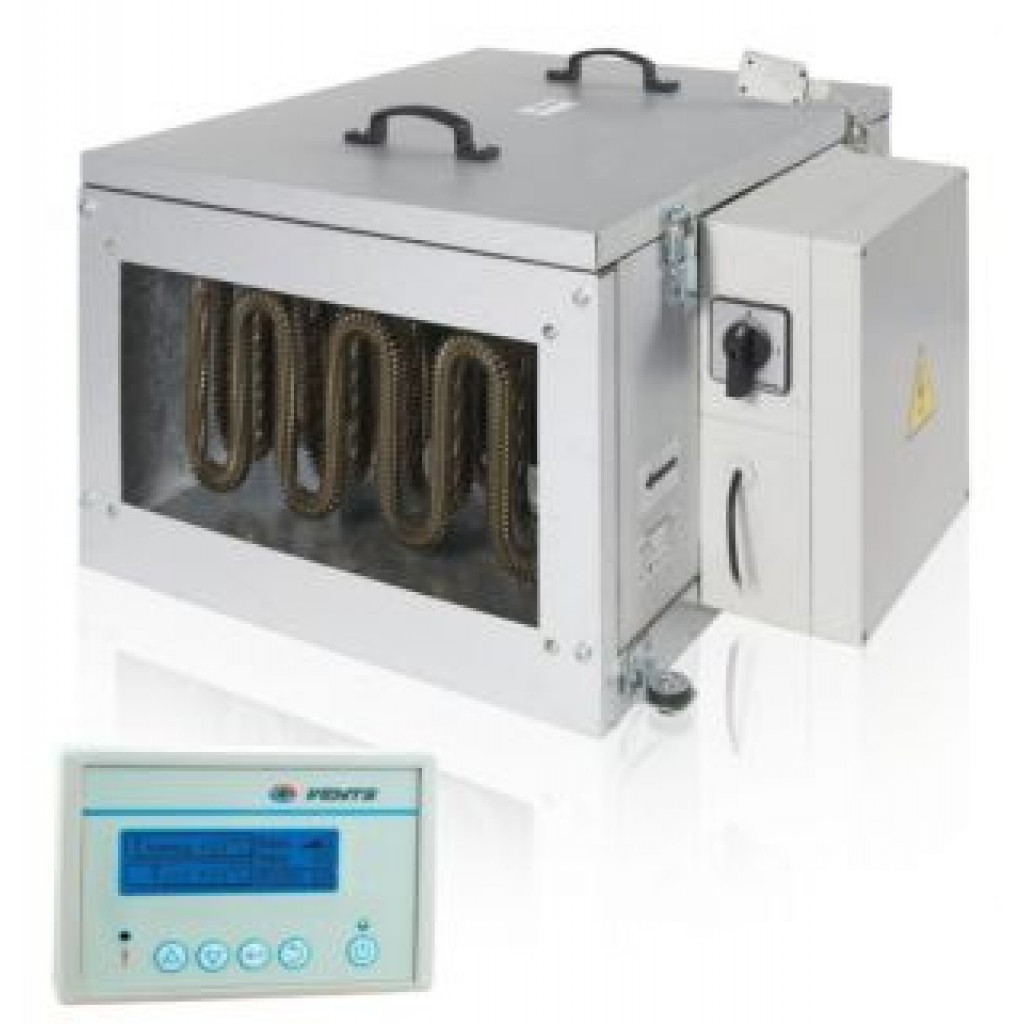 Приточная установка МПА 2500 Е3 с системой автоматики