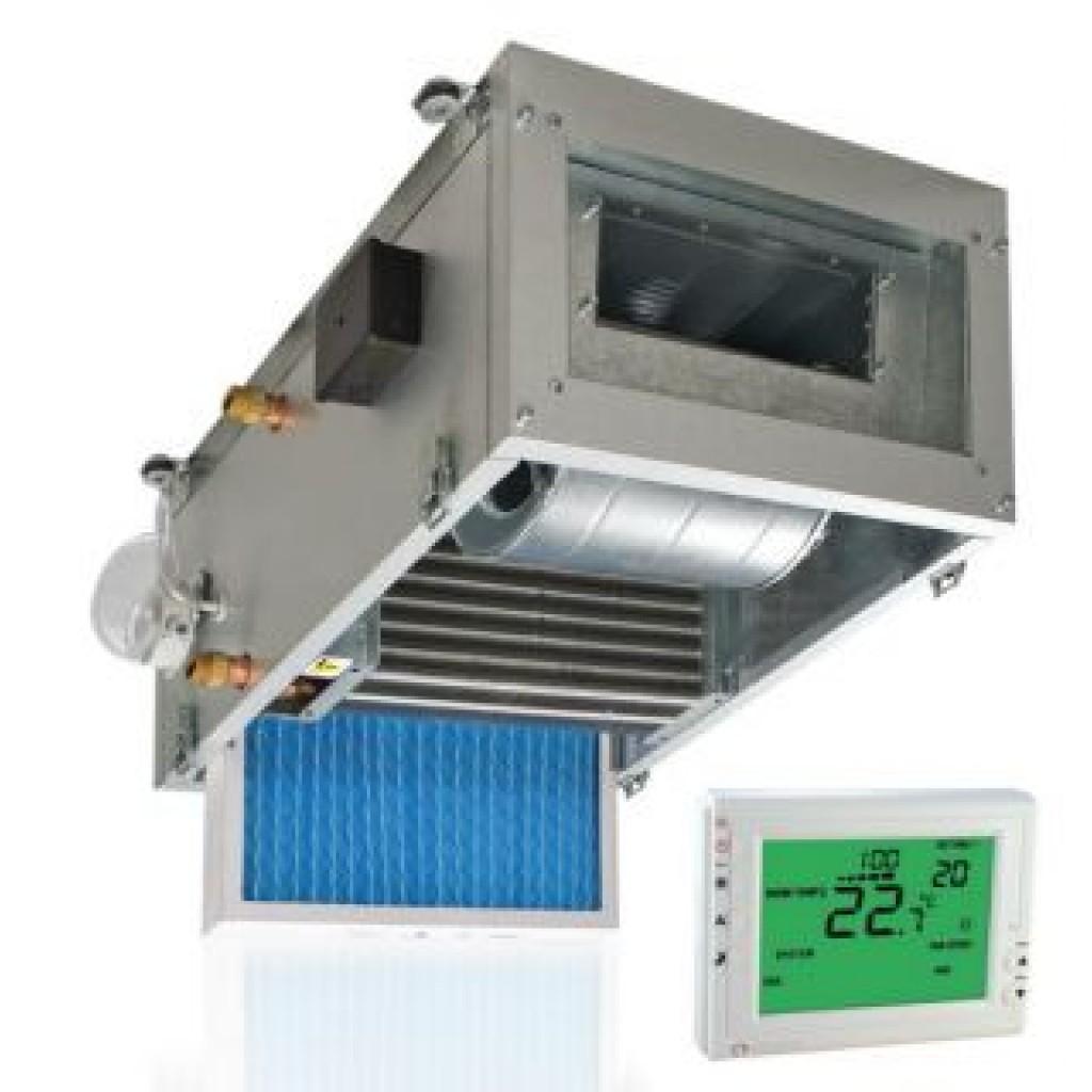 Приточная установка МПА 2500 В c системой автоматики
